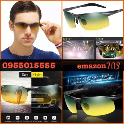HD Night Vision Driver Google Sunglasses