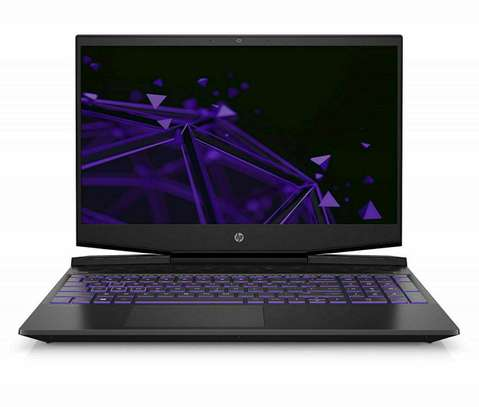 Hp power pavilion i7 9th generation laptop image 1