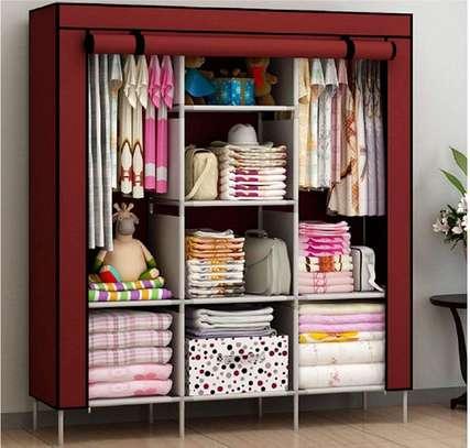 Clothe Storage Wardrobe image 1