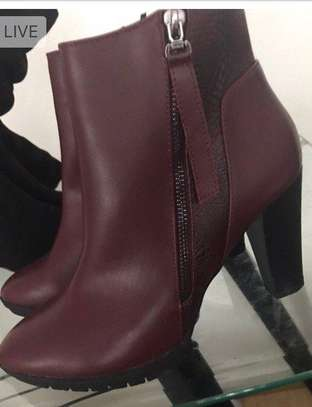 Brown Boots For Ladies