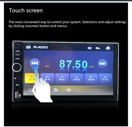 New -7inch LCD car MP5 player HD-Discount