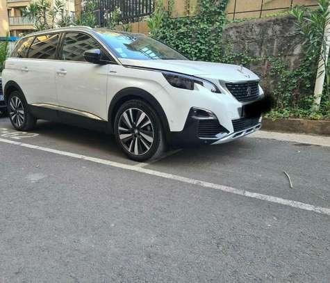 2020 Model-Peugeot 5008 image 1
