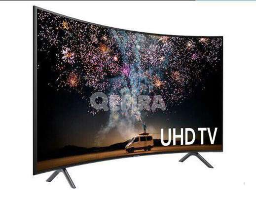 55 inch curved Samsung TV