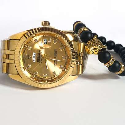 Rolex watches + braclelet image 4