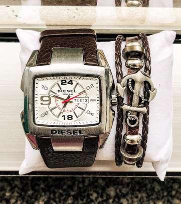 DISSEL Watch With Bracelet