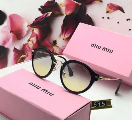 Latest collection  miu miu UV Sunglass