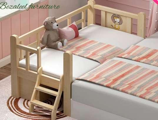 Co-sleeper baby bed