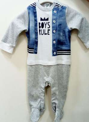 Boys Rule Kids Clothes
