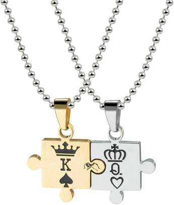 Couples Necklace image 2