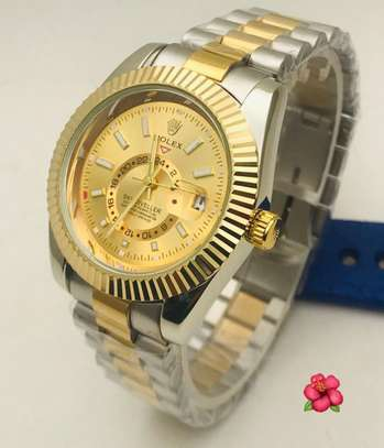 Rolex Golden Watch image 1