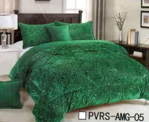 6 Pcs Set Comforter image 1