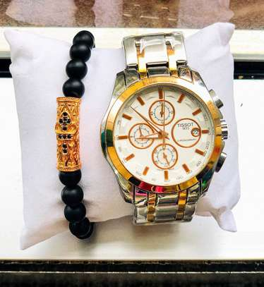 Tissot + Bracelet