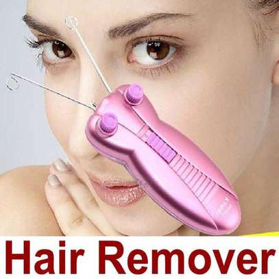 Browns Electrical facial hair removal