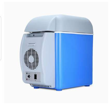 Portable car electronic cooling and warming refrigerator image 6