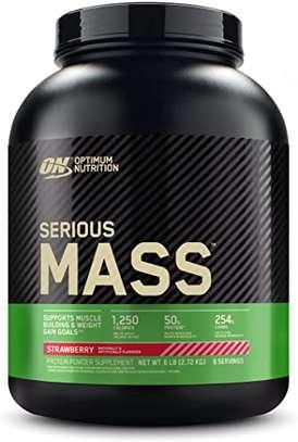 Serious Mass- Weight Gainer Supplement- 2.72 Kgs image 3