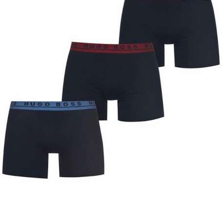 Hugo boss three pack boxer shorts