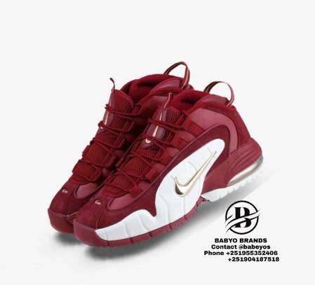 Nike Penny Shoes image 1
