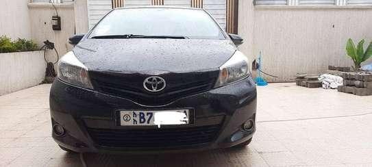 2012 Toyota Yaris Compact image 7