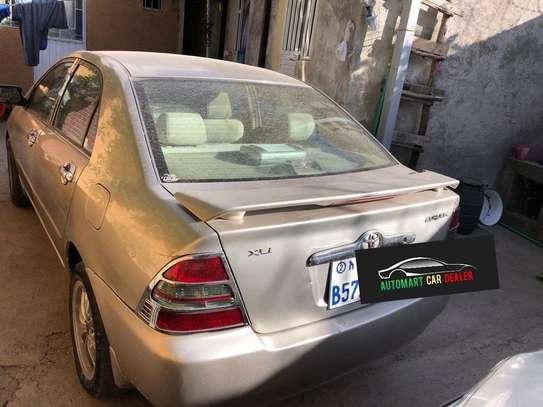 2003 Model Toyota Corolla image 8