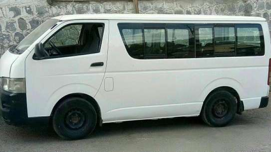 2007 Model-Toyota Car For Rent(Abadula )