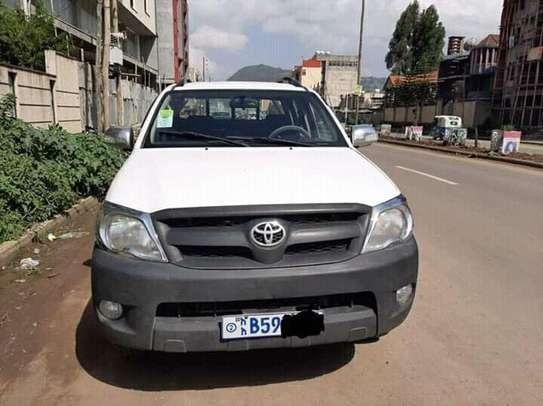 2009 Model Toyota Hilux