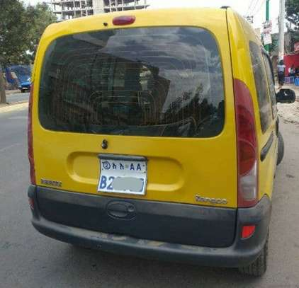 2001 Model Renault Kangoo image 3