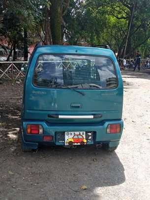 2005 Model-Suzuki Wagon R+ image 3
