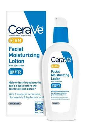 Cerave Facial Moisturizing Lotion With Spf 30