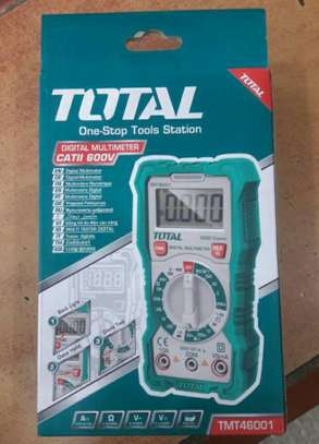 Total Digital Multi Meter