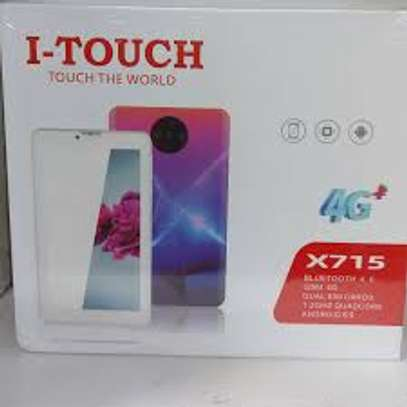 i-Touch Tablet With Touch Pen image 1