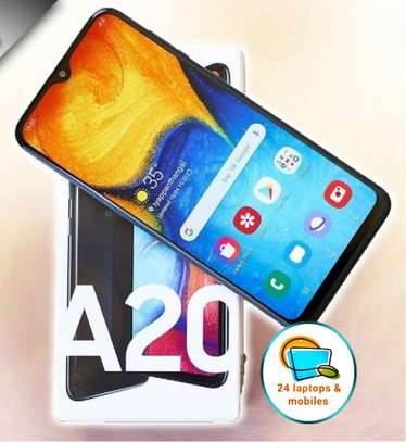 Samsung Galaxy A20 (2019 Model)