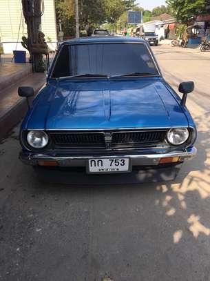 1979 Model-Toyota 3k