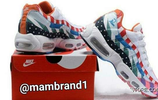 Nike Air Max Parra Shoes