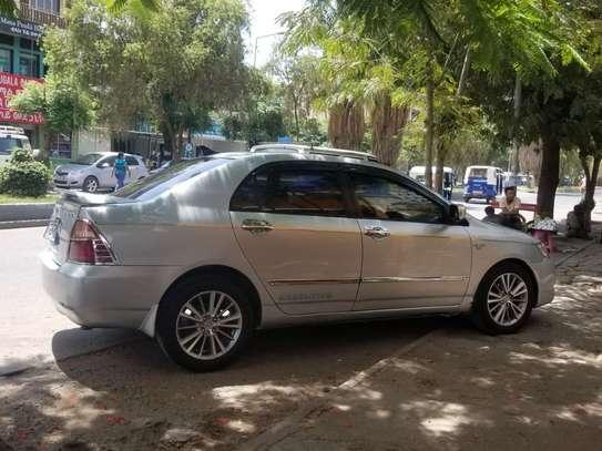 2007 Model Toyota Corolla image 2