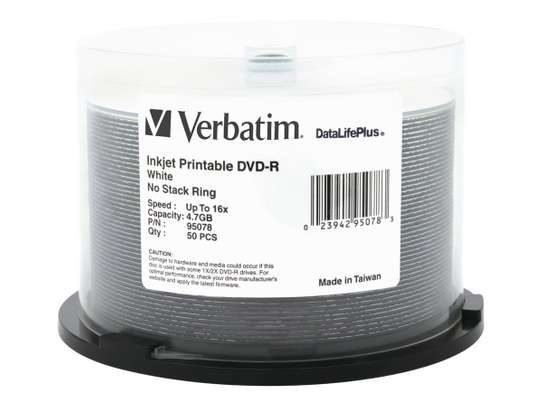 Verbatim DataLife Plus Printable DVD-R
