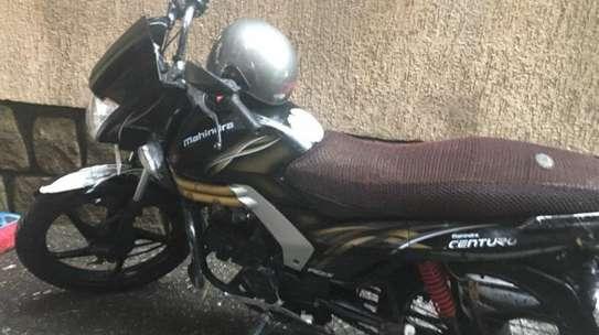 Mahindra Motor Cycle