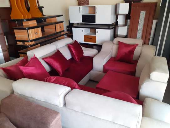 L-Shape Sofa image 2