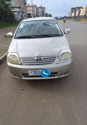 Toyota corolla image 1