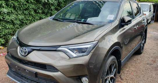 2015 Model Toyota Rav 4