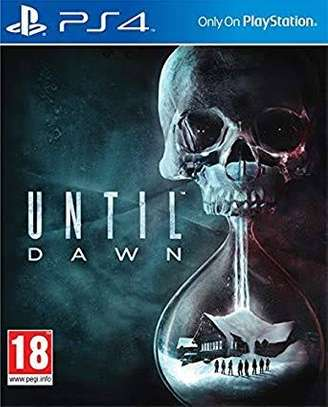 Until Dawn (For PS4 Only)