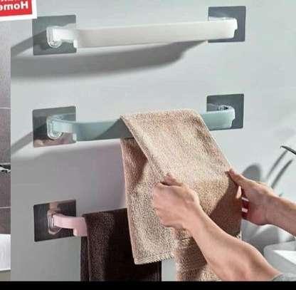 Self Adhesive Towel Bar image 1