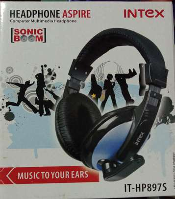 Brand New Original INTEX Headphone