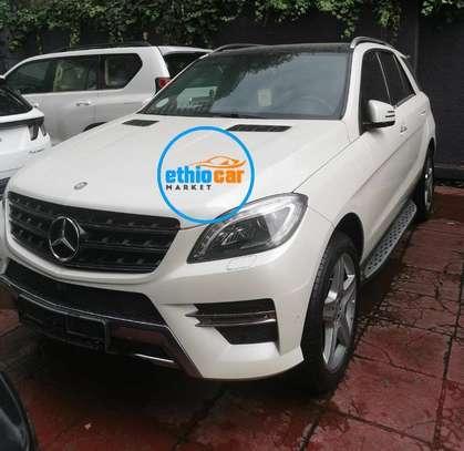 2015 Model Mercedes -Benz ML350 image 1