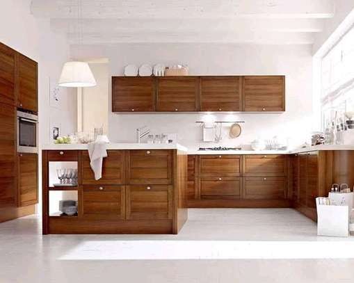 Kitchen Cabinet With Doors image 1