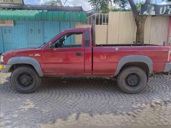 2007 Model-Tata Pickup image 1
