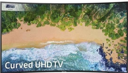 "SAMSUNG SMART 55"" CURVED UHD TV"