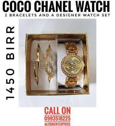 Coco Chanel Watch