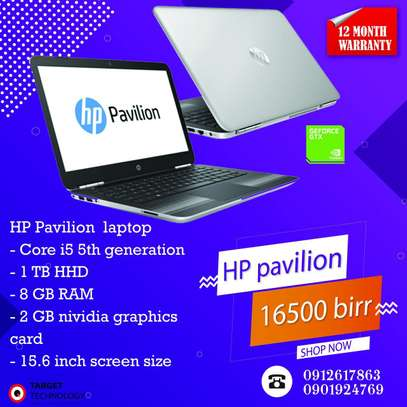 Hp Pavilion  Core i5 5th Generation