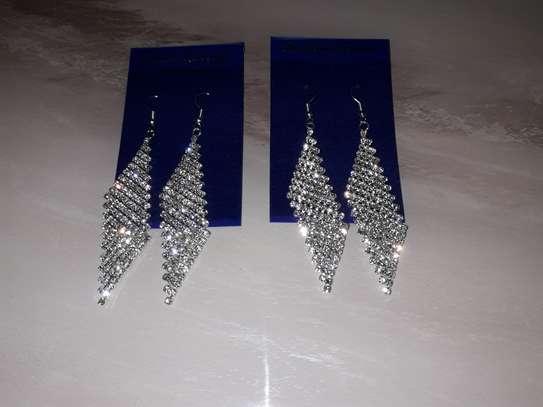 Bridal ear ring image 1