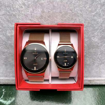 Rado Couples Watch